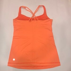 Lululemon Athletica Free to Be Tank